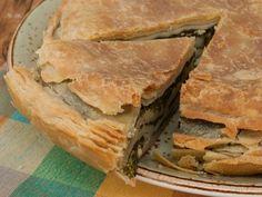 Οι πίτες είναι αναπόσπαστο κομμάτι της ελληνικής κουζίνας και όσα χρόνια κι αν περάσουν, θα είναι αγαπημένο πιάτο στα τραπέζια μας και γενικά στις προτιμήσεις μας. Κάθε φύλλο για πίτα είναι διαφορετικό. Χωριάτικο, σφολιάτα, κουρού, φύλλο κρούστας είναι τα φύλλα με τα οποία φτιάχνεται μια πίτα. Η ποικιλία στο εμπόριο είναι μεγάλη κι εξαρτάται φυσικά … Greek Recipes, Pie Recipes, Cooking Recipes, Easy Recipes, Cypriot Food, Greek Appetizers, Greek Cooking, Bread And Pastries, Pizza