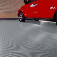 Ribbed Pattern Roll Out Garage Mats Offers An Affordable Solution For Garage  Floors With Higher Quality