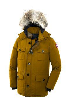 canada goose arctic fox jacket