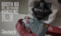 Hello Bandung! Kita hadir dalam Kickfest 2015 di kotamu. Temukan kami di booth #80  dan dapatkan special price untuk setiap pembelian produk kami.  #inspired27 #kickfest #kickfest2015 #bandung