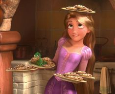 Rapunzels cookies from tangled 26 iconic foods from disney movies you can actually make 26 iconic foods from disney movies you can actually make food and drink icon disney movies 26 iconic foods from disney movies you can actually make Disney Dishes, Disney Desserts, Disney Food, Disney Cartoons, Disney Movies, Disney Characters, Your Next Movie, Comida Disney, Recipe Icon