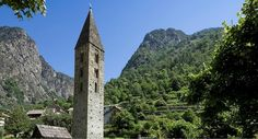 Isola village #Mercantour
