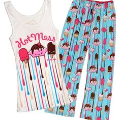 Trendy and Comfortable Teen Girls Pajamas