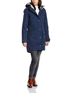 Craghoppers Women's 364 3-in-1 Jacket, Soft Navy