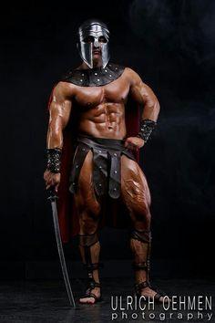 Dennis Arnold © ULRICH OEHMEN  www.facebook.com/ulrichoehmen # male fitness model hot guy bodybuilder