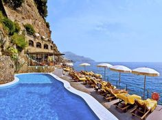 The Best Hotels & Resorts in the World : Condé Nast Traveler~ Hotel Santa Caterina, Amalfi
