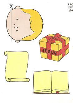 Criança com Jesus, Só Alegria!