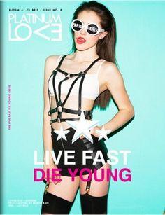 Love magazine - Google-søgning