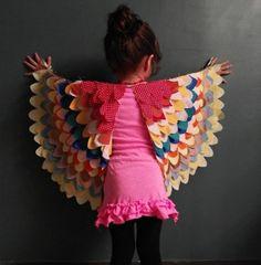 bird costume by melva