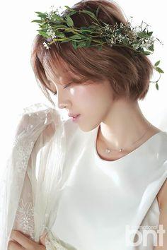 Eunjung T-ara bnt International June 2014