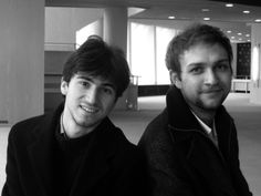 Nils Monkemeyer and Nicholas Rimmer, viola and piano duo, winners of the 2009 Parkhouse Award.