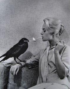 Tippi Hedren by Philippe Halsman, 1962