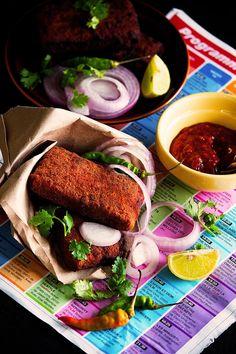 bengali fish cutlets recipe..Kolkata Special Vetki fish and joy for the family. ....