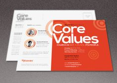 Core Church Flyer Template  on @creativework247