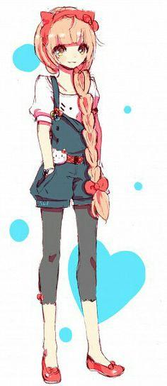 Nekomura Iroha #vocaloid