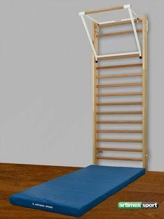 Set gymnastik 3 in 1, Model Liverpool, Product code 275