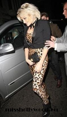 Sexy Costume - Sexy Four piece cougar, brushed lycra catsuit, ear headband, collar and tail, As Seen on Pixie Lott.    £55.00