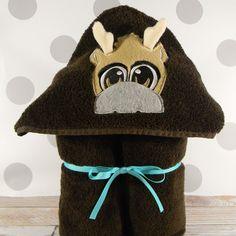 Little reindeer hood