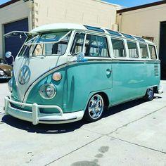 Vintage Volkswagen Bus, Volkswagon Van, Volkswagen Minibus, Vw Bus T1, Vw Camper, Campers, Combi Split, Combi T1, Van Vw