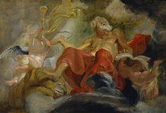 Saint Jerome / San Jerónimo // 1620 // Peter Paul Rubens // Academy of Fine Arts Vienna