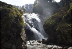 Explore the Stunning Rahala Waterfalls in Manali with Family