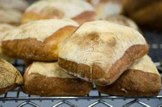 House-made Bread from Chef Stuart Tracey of Butcher and Bee - Charleston, SC #bread #pastry #artisan