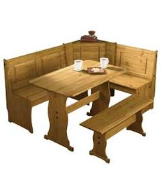 Puerto Rico 3 Corner Bench Nook Pine Table And Set At Homebase Be Inspired Make Your House A Home Buy Now