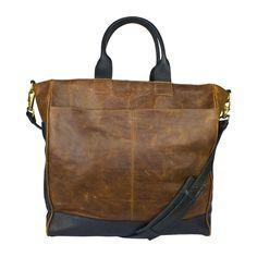 Leather Dispatch Bag