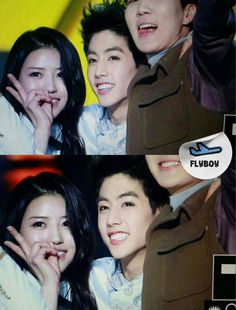 lovelyz mijoo and got7 mark - Google Search