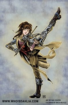 Whoever drew this picture of Lindsey Stirling is really good!