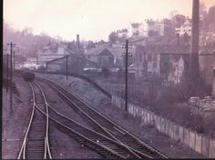 Railway Line from Town Station to Hendford.