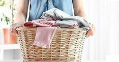 8 μυστικά που θα κάνουν τα ρούχα σας να μοσχοβολούν Laundry Basket, Wicker, Diy, Home Decor, Ideas, Decoration Home, Bricolage, Room Decor, Laundry Baskets