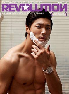 Lee Jae-yoon-I (이재윤) - Picture @ HanCinema :: The Korean Movie and Drama Database Another Miss Oh, Lee Jae Yoon, Hot Asian Men, Weightlifting Fairy Kim Bok Joo, Korean Entertainment, Revolution, Actors, Magazine Covers, Sagittarius
