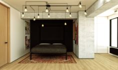 interior design , rendering