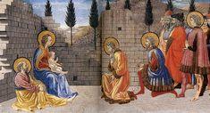 File:Giovanni Di Francesco Del Cervelliera - Nativity and Adoration of the Magi (detail) - WGA09453.jpg Giovanni di Francesco del Cervelliera (1412–1459