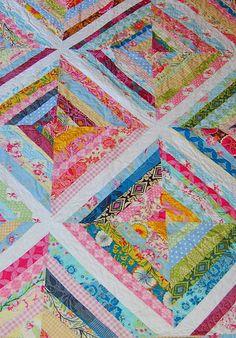 baby caroline's string quilt | Flickr - Photo Sharing!