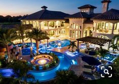 Cool Mansions, Mansions Homes, Luxury Mansions, Dream Mansion, Mansion Interior, Luxury Pools, Modern Mansion, Luxury Homes Dream Houses, Dream Pools