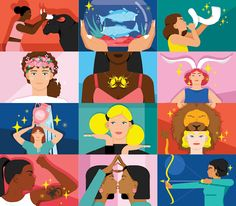 Your weekly horoscope: May 31 - June 2017 - Chatelaine Monthly Horoscope, Your Horoscope, 2018 Horoscope, Numerology Calculation, Numerology Chart, What Is Birthday, Mood, Capricorn, Makeup