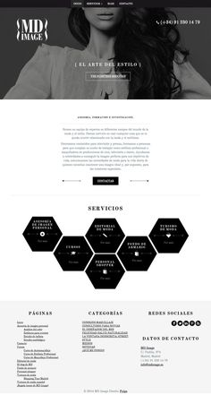 15 examples of black and white web design will be shared in this post. All black and white web designs are really cool, creative, unique and appealing Web Design Trends, Design Websites, Web Design Noir, App Design, Web Design Black, Site Web Design, Design Ideas, Report Design, Website Design Inspiration