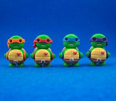 Clay turtles!!