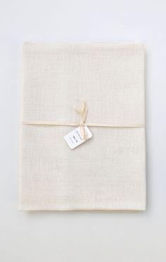 Fog Linen, Gauze Tablecloth