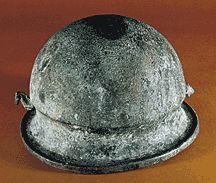 "Bronze ""Negau"" helmet, circa 500 B.C."