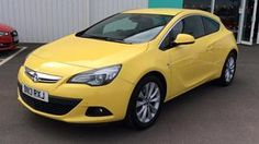 2013 (13) Vauxhall Astra Gtc 1.4T 16V 140 SRi [HALF LEATHER] [CRUISE CONTROL] For Sale In Hessle, East Yorkshire
