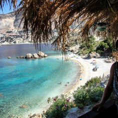 Vouti beach / Zola, Kefalonia, Greece