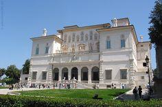 Galleria #Borghese #Roma