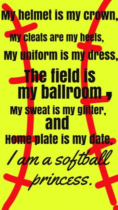 girls softball * girls softball + girls softball team names + girls softball room + girls softball uniforms + girls softball pictures + girls softball quotes + girls softball helmet decals + girls softball shirts Softball Chants, Softball Workouts, Softball Players, Fastpitch Softball, Softball Uniforms, Volleyball, Softball Coach Gifts, Inspirational Softball Quotes, Funny Softball Quotes