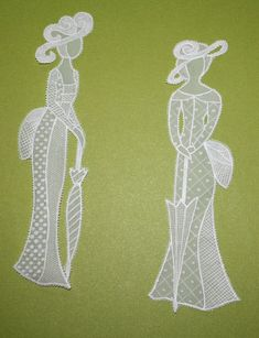 Femmes silhouettes