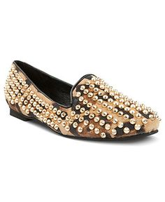 Steve Madden Studlyy Flats by @Macy's Official, via #coffeetableapp