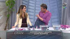 Customização de Jaquetas 04-07-13