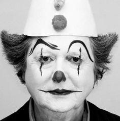 haski-clown